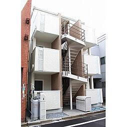 ポルト・ボヌール綾瀬[0102号室]の外観