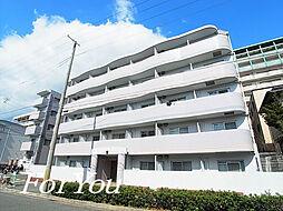 兵庫県神戸市灘区弓木町4丁目の賃貸マンションの外観