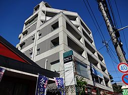 神奈川県相模原市南区相模大野2丁目の賃貸マンションの外観