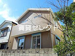 オネスティ松戸[101号室]の外観