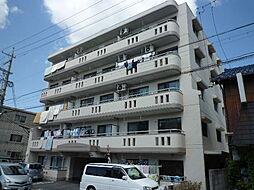 愛知県名古屋市北区西味鋺4丁目の賃貸マンションの外観