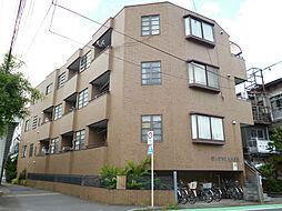 東京都八王子市元横山町1丁目の賃貸マンションの外観