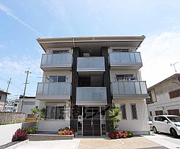 京都府京都市伏見区桃山町丹後の賃貸アパートの外観