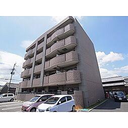 奈良県大和高田市永和町の賃貸マンションの外観