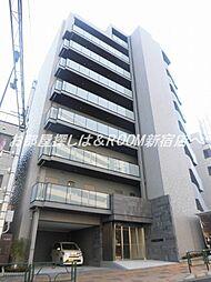 東京都江東区新大橋1丁目の賃貸マンションの外観