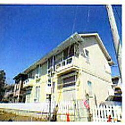 神奈川県横浜市港北区下田町3丁目の賃貸アパートの外観