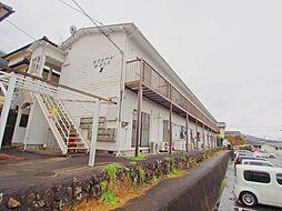 広島県広島市安芸区中野東6丁目の賃貸アパートの外観