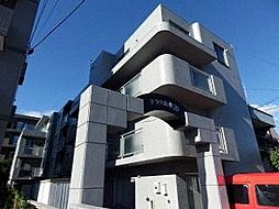 北海道札幌市中央区南二十条西8丁目の賃貸マンションの外観
