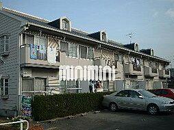 タウニー・ウララ A棟[2階]の外観