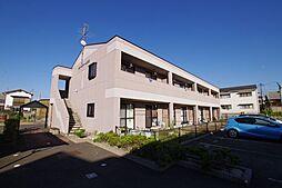 パルティール新入I[2階]の外観