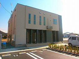 香川県坂出市久米町2丁目の賃貸アパートの外観