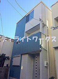 [一戸建] 東京都豊島区西池袋3丁目 の賃貸【/】の外観