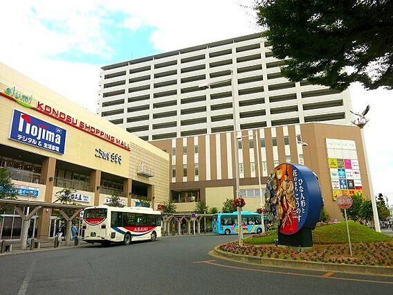 【駅】鴻巣まで...
