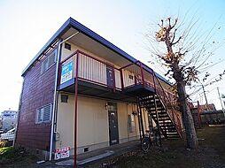 京屋誠コーポA[105号室]の外観
