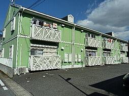 グリーンコート B棟[202号室]の外観