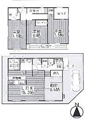 東船橋駅 3,480万円
