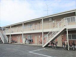 大阪府寝屋川市池田2丁目の賃貸アパートの外観
