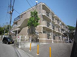愛媛県松山市畑寺3丁目の賃貸マンションの外観