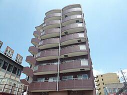 滋賀県野洲市北野1丁目の賃貸マンションの外観