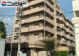 矢野マンション[5階]の外観