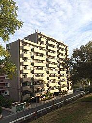兵庫県尼崎市武庫町4丁目の賃貸マンションの外観