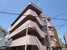 大阪府枚方市甲斐田町の賃貸マンションの外観