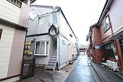 新潟県新潟市中央区東堀通3番町の賃貸アパートの外観