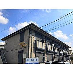 埼玉県さいたま市岩槻区東町1丁目の賃貸アパートの外観