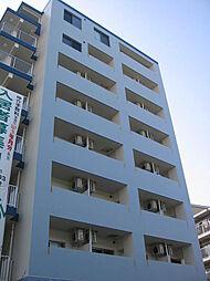 行川マンション[402号室]の外観