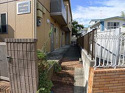 メルベーユ新千葉[1階]の外観