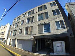北海道札幌市豊平区豊平四条5の賃貸マンションの外観