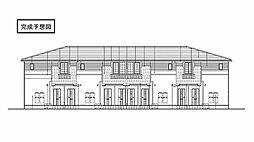 ジールマルマツVII[1階]の外観