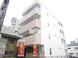 駅前町アビタシオン[1階]の外観