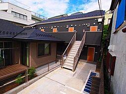 ブライトヒルズ横浜諏訪坂[205号室号室]の外観