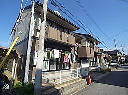 兵庫県神戸市垂水区清玄町6丁目の賃貸アパートの外観