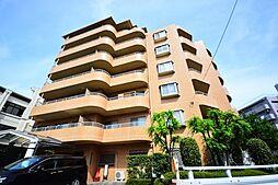 大阪府大阪市阿倍野区桃ケ池町2丁目の賃貸マンションの外観