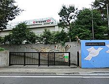 中学校杉並区立松ノ木中学校まで1436m