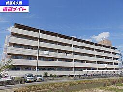 三重県鈴鹿市池田町の賃貸マンションの外観