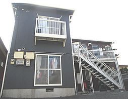 神奈川県横浜市金沢区釜利谷西1丁目の賃貸アパートの外観