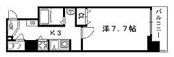 スワンズ京都油小路[4階]の間取り