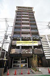 ヴィラージュ県庁前参番館[6階]の外観