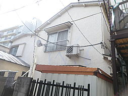 東京都中野区弥生町2丁目の賃貸アパートの外観
