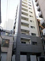 リベア東神田[703号室]の外観
