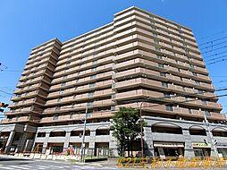 パデシオン西大津[7階]の外観
