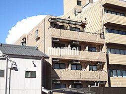 愛知県名古屋市名東区一社3の賃貸マンションの外観
