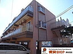 千葉県習志野市谷津1丁目の賃貸マンションの外観