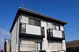 愛媛県西条市三芳の賃貸アパートの外観