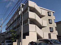 埼玉県さいたま市中央区本町西4丁目の賃貸マンションの外観