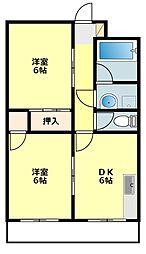 美合駅 3.8万円