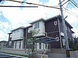 福岡県糟屋郡須惠町大字須惠の賃貸アパートの外観